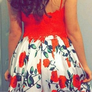 Dresses & Skirts - Two Piece Dress